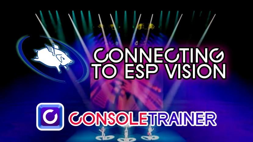 Wholehog Tutorial 8: Connecting ESP Vision