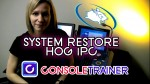 System Restore for Hog iPC