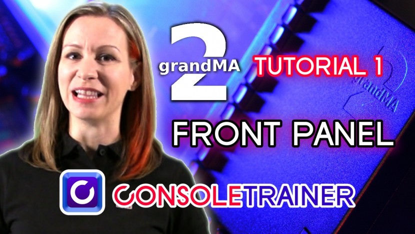 grandMA2 Tutorial 1: Front Panel