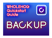 Hog QuickStart: Backups