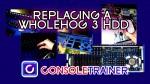 Replacing a Hog3 HDD