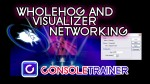 Wholehog and Visualizer Networking