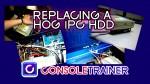 Replacing a Hog iPC HDD