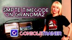 SMPTE Timecode on GrandMA2