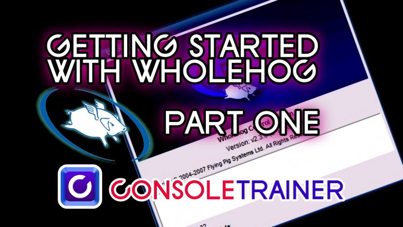 Wholehog Tutorial 1: Getting Started Part 1