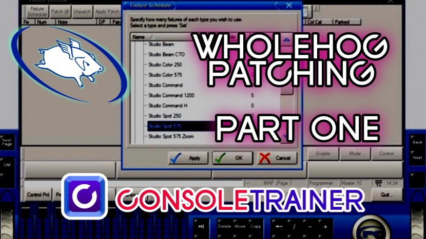 Wholehog Tutorial 3: Patching Part 1