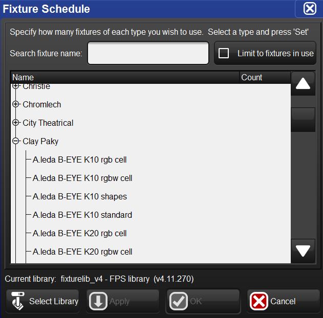 fixtureschedule
