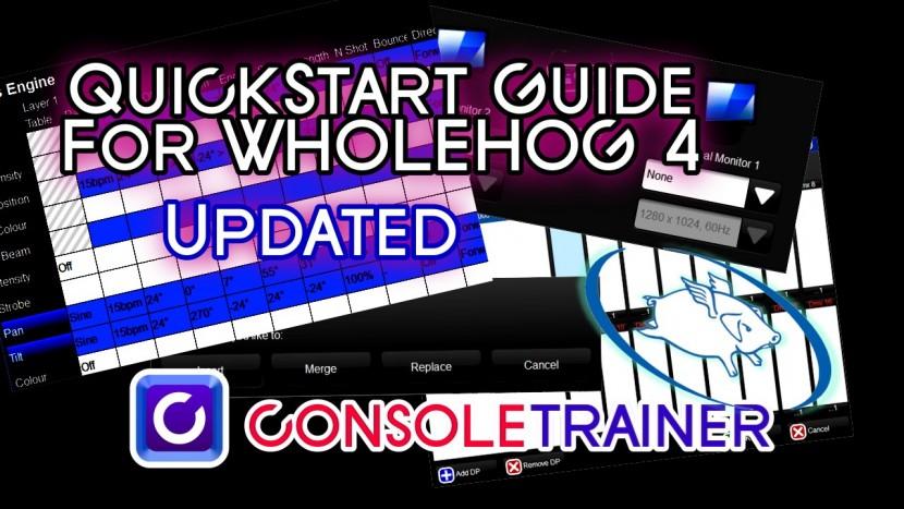 Wholehog QuickStart