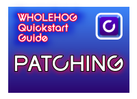 Hog QuickStart: Patching