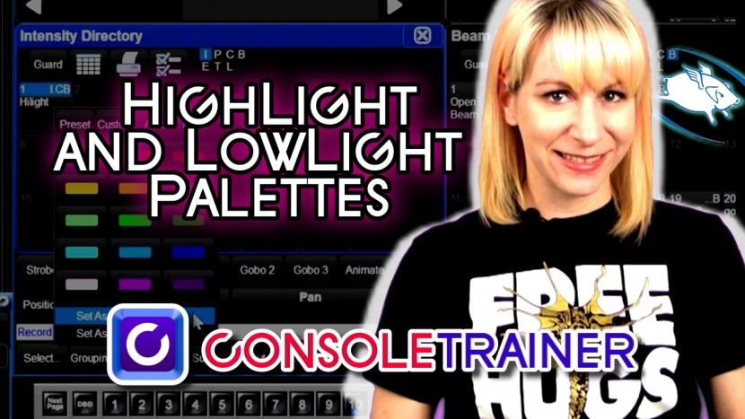 Highlight and Lowlight Palettes- Hog Video Tutorial