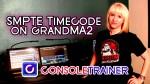 SMPTE Timecode on GrandMA2