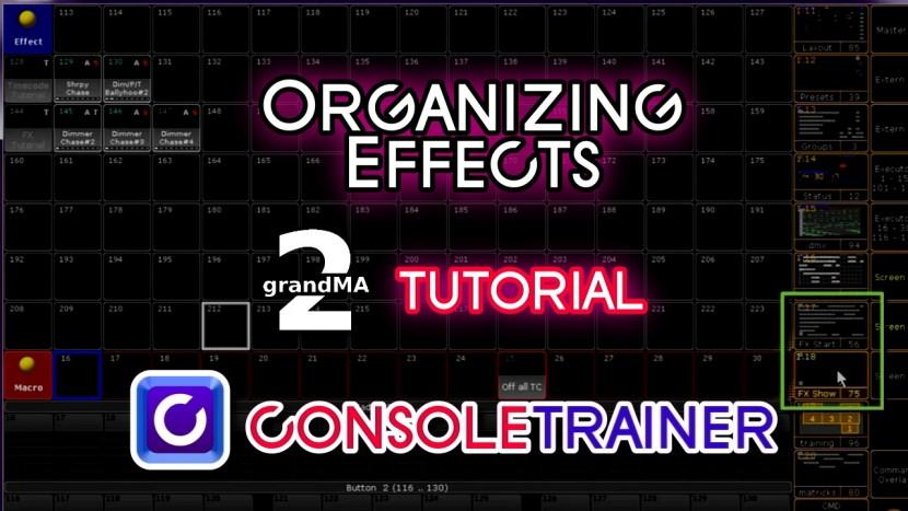 Organizing Effects
