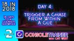 18 in 2018- Day Four: Trigger a Chase from Within a Cue