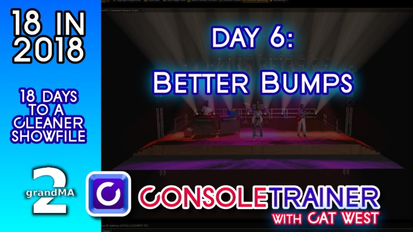 18 in 2018- Day Six: Better Bumps