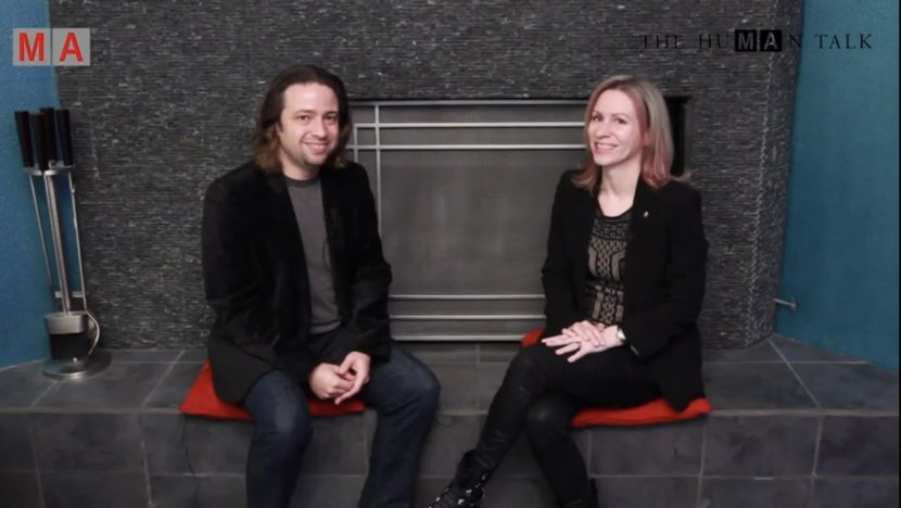 The HuMAn Talk Series with Cat and Joe