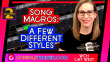 Song Macros – A Few Different Styles for grandMA2