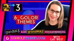 6: Color Themes | grandMA3 for grandMA2 Programmers