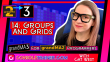 14: Groups + Grids | grandMA3 for grandMA2 Programmers