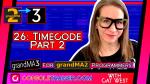 26: Timecode Part 2 | grandMA3 for grandMA2 Programmers