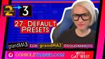 27: Default Presets | grandMA3 for grandMA2 Programmers
